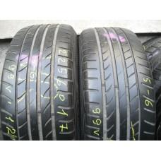 Dunlop SpSportMaxxTT 225/60 R17 99V шины бу лето (Данлоп)