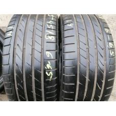 215/45R18 Dunlop sp sport maxx tt летние шины бу