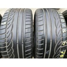 225/40R18 Dunlop sp sport 01 летние шины бу