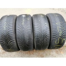 Michelin Alpin 5 225/55R17 шины бу зима