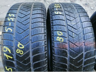 Pirelli Scorpion RSC 235/55R19 шины бу зима (Пирелли)