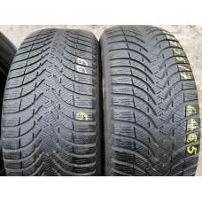 Michelin Alpin a4 225/55R16 зимние шины бу