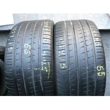 275/35R20 Pirelli PzeroRossoшины бу лето (пирелли)