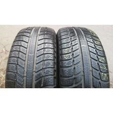 Michelin Alpin pa3 225/60R16 шины бу зима (мишлен)