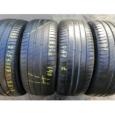Michelin Primacy 3 215/50 R17 лето бу шины