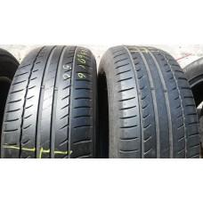 Шины бу Michelin Primacy hp 205/60R16 лето 2 штуки