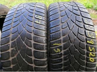 Dunlop Sp winter sport 3d 255/45R20 резина бу зима