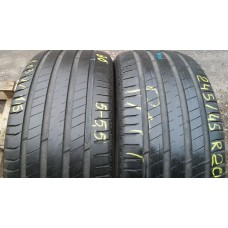 245/45R20 Michelin Latitude sport 3 шины бу лето