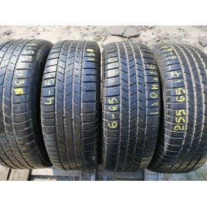 Шины Continental CrossContact 255/65R17 зима
