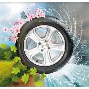 Всесезонные или зимние шины - какие шины выбрать?