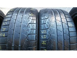 Pirelli Sottozero winter 210 245/45R17 шины бу зима (Пирелли)