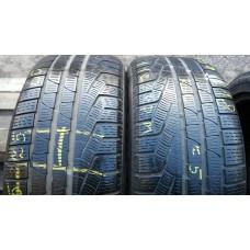 Pirelli Sottozero 210 RSC 245/50R18 зима бу шины (Пирелли)