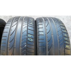 Bridgestone Potenza Re050a 235/45R17 шины бу лето (Бриджстоун)