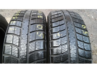 Шины бу Michelin Alpin 175/65R14 зима Мишлен
